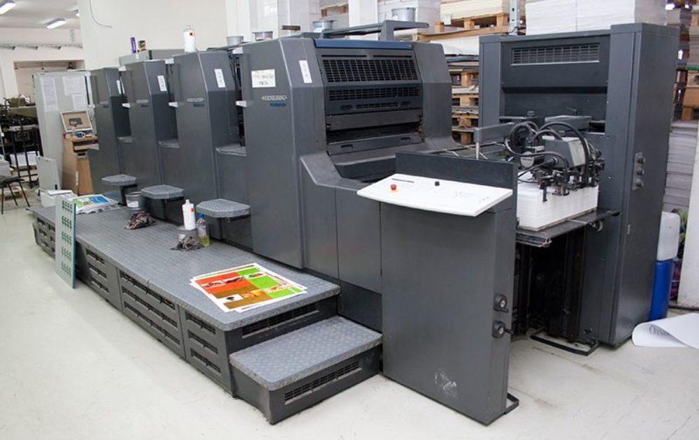 Máy in Offset cao cấp giúp ấn phẩm đạt chất lượng cao trong thời gian ngắn.